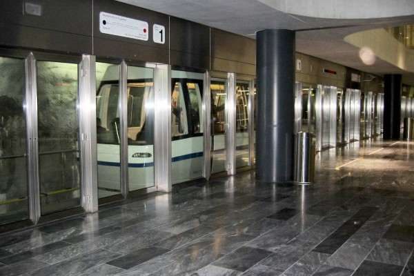 Electrical Installations for people mover and metropolitan transportation systems
