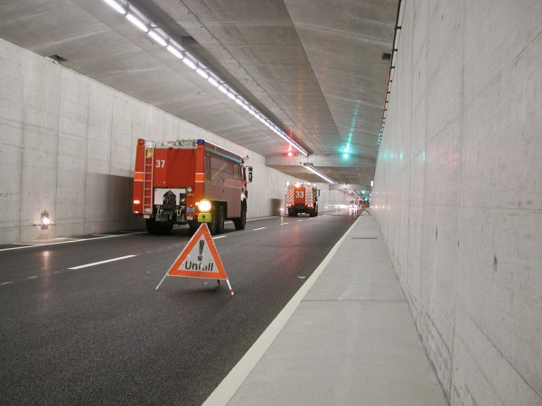 Zurich Airport / 5th Expansion Tunnel