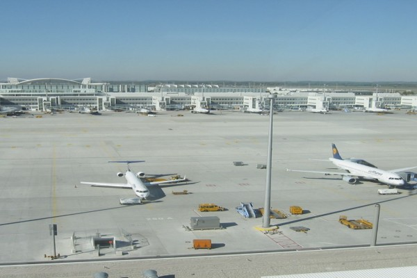 Munich Airport / Ramp 3