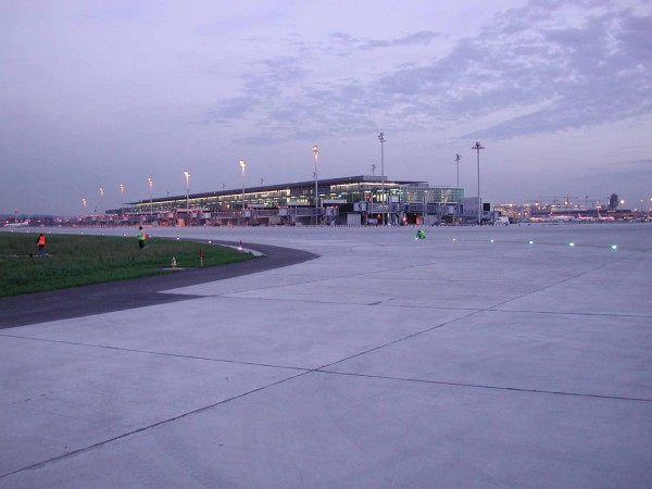 Zurich Airport / 5th Expansion