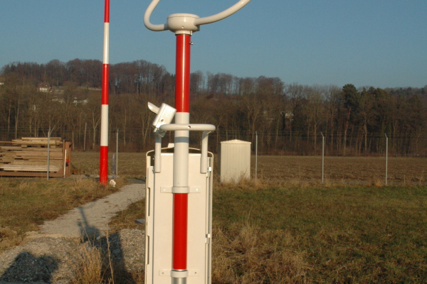 Meteorological Infrastructure on Swiss regional airports