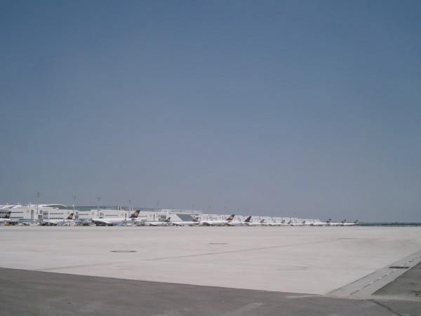 Munich Airport / Terminal 2